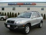 2004 Pewter Hyundai Santa Fe GLS 4WD #78698886