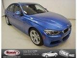 2013 Estoril Blue BMW 3 Series 328i Sedan #78698470