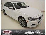 2013 Alpine White BMW 3 Series 335i Sedan #78698467