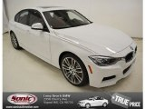 2013 Alpine White BMW 3 Series 335i Sedan #78698462