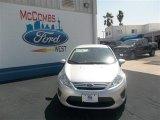 2013 Ingot Silver Ford Fiesta SE Sedan #78698166