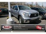 2010 Silver Sky Metallic Toyota Tundra SR5 CrewMax 4x4 #78697980