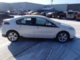 2013 White Diamond Tricoat Chevrolet Volt  #78698308