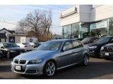 2009 Blue Water Metallic BMW 3 Series 335i Sedan #78698142