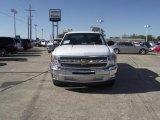 2013 Summit White Chevrolet Silverado 1500 LT Crew Cab #78698844