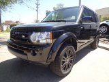 Land Rover LR4 Colors