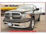 2013 Black Gold Pearl Ram 1500 SLT Quad Cab #78698591