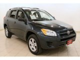 2010 Black Forest Pearl Toyota RAV4 I4 4WD #78698716