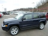 2014 True Blue Pearl Jeep Patriot Latitude 4x4 #78764188