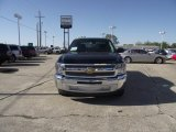 2013 Black Chevrolet Silverado 1500 LT Crew Cab #78764456