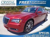 2012 Deep Cherry Red Crystal Pearl Chrysler 300 S V6 #78764320