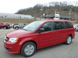 2013 Redline 2 Coat Pearl Dodge Grand Caravan SE #78764180