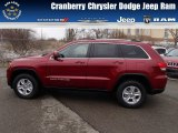 2014 Deep Cherry Red Crystal Pearl Jeep Grand Cherokee Laredo 4x4 #78763903