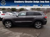 2014 Granite Crystal Metallic Jeep Grand Cherokee Limited 4x4 #78763902