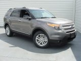 2013 Sterling Gray Metallic Ford Explorer XLT #78764026
