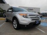 2011 Ingot Silver Metallic Ford Explorer Limited #78764424