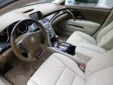 2011 Acura RL Interiors