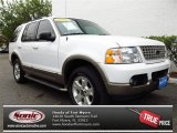 2003 Oxford White Ford Explorer Eddie Bauer #78763737