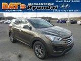 2013 Cabo Bronze Hyundai Santa Fe Sport AWD #78764409