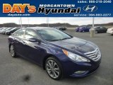 2013 Indigo Night Blue Hyundai Sonata Limited 2.0T #78764407