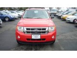2009 Torch Red Ford Escape XLT V6 4WD #7858425