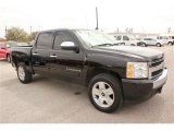 2008 Chevrolet Silverado 1500 LS Crew Cab Data, Info and Specs