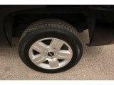 2008 Chevrolet Silverado 1500 LS Crew Cab Wheel