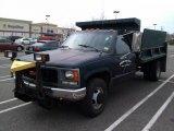 1994 GMC Sierra 3500 SL Regular Cab Dump Truck