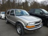 2001 Chevrolet Blazer LS 4x4 Data, Info and Specs
