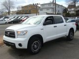 2011 Super White Toyota Tundra TRD Rock Warrior CrewMax 4x4 #78763963
