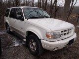 1999 Ford Explorer Oxford White
