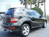 2009 Mercedes-Benz ML Verde Brook Metallic