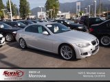 2011 Titanium Silver Metallic BMW 3 Series 335i Convertible #78764060