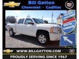 2013 Summit White Chevrolet Silverado 1500 LT Crew Cab 4x4 #78764479