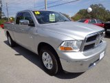 2010 Dodge Ram 1500 Bright Silver Metallic