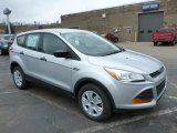 2013 Ingot Silver Metallic Ford Escape S #78763936