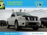 2007 White Nissan Titan SE King Cab #78764466