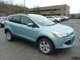 2013 Frosted Glass Metallic Ford Escape SE 2.0L EcoBoost 4WD #78763934