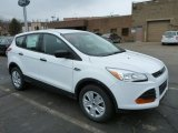 2013 Oxford White Ford Escape S #78763933