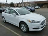 2013 Oxford White Ford Fusion SE #78763928