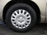 Buick Regal 2001 Wheels and Tires