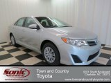 2013 Classic Silver Metallic Toyota Camry LE #78824787