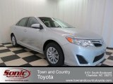 2013 Classic Silver Metallic Toyota Camry LE #78824785