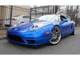 2005 Acura NSX Long Beach Blue Pearl