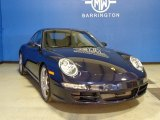 2007 Midnight Blue Metallic Porsche 911 Carrera S Coupe #78824559