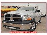 2011 Bright Silver Metallic Dodge Ram 1500 ST Crew Cab #78824777