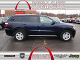 2011 Blackberry Pearl Dodge Durango Crew 4x4 #78824608