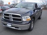 2012 Black Dodge Ram 1500 SLT Quad Cab 4x4 #78824544
