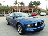 2006 Vista Blue Metallic Ford Mustang GT Premium Coupe #78824700