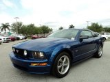2006 Ford Mustang GT Premium Coupe Front 3/4 View